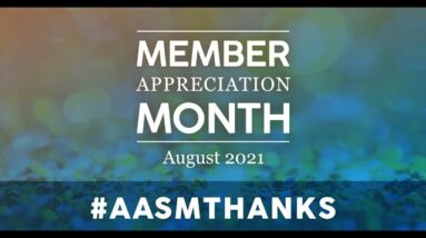 Member Appreciation Month: A Message from AASM President Raman Malhotra, MD