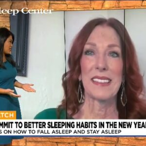 Commit to Better Sleep in the New Year