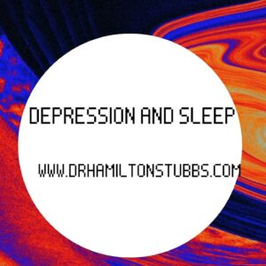 Depression is a common reason for sleep problems