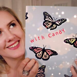 Target Haul 🍬 with Candy • ASMR • Soft Spoken • Paper • Tapping • Old School