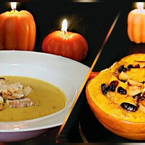DELICIOUS Pumpkin Recipes 🍁 Satisfying ASMR Cooking 🍁 Soup and Dessert