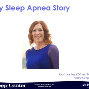Struggling with CPAP? Valley Sleep Center Founder shares her journey