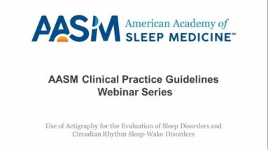 Use of Actigraphy in the Evaluation of Sleep and CRSW Disorders